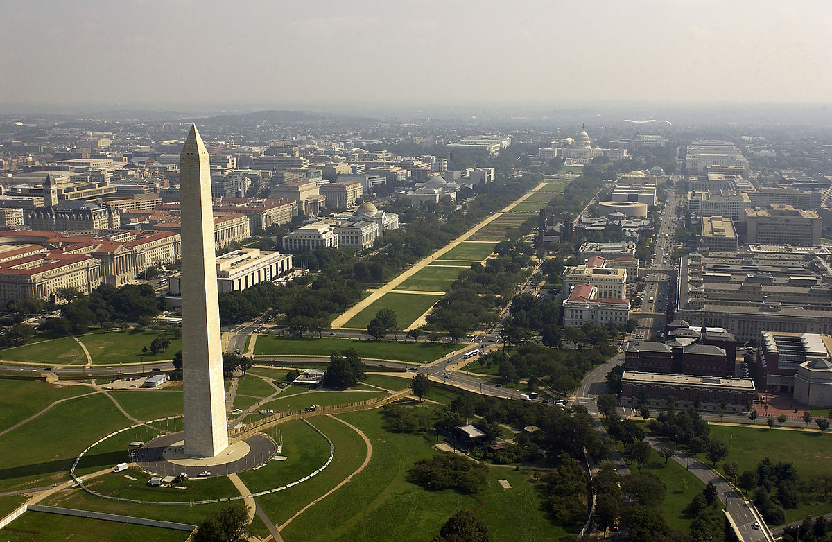Washington D.C. is one of the Cities You Must Visit In America ... photo by CC user U.S. Navy (public domain)